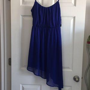 Royal Blue A. Byer dress